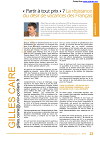 Article Gilles Caire